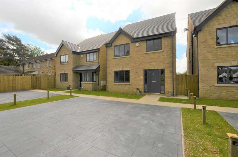 4 Bedrooms Detached House for sale in Rectory Close, Farhnam Royal