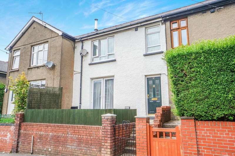 3 Bedrooms Terraced House for sale in George Street, Cwmcarn, Newport, NP11