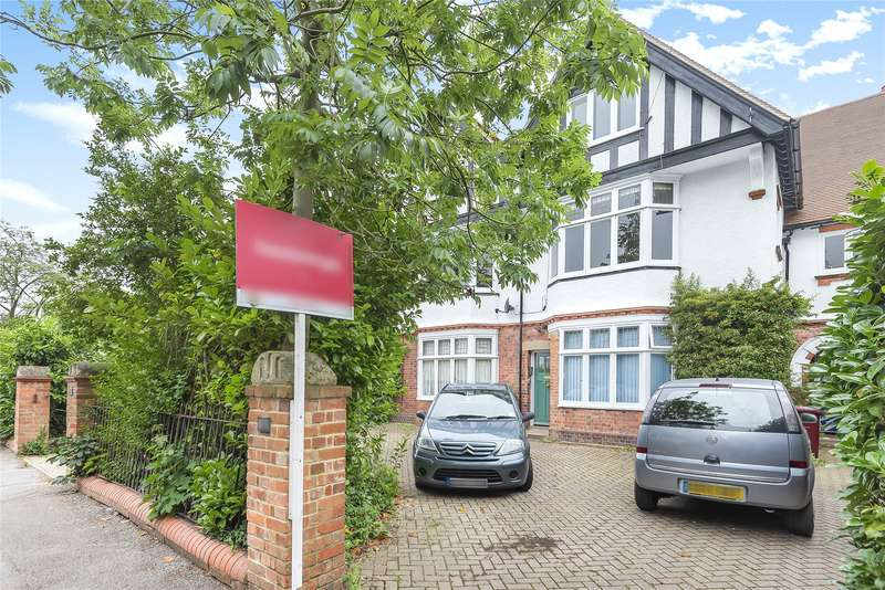 1 Bedroom Apartment Flat for sale in Cintra Avenue, Reading, Berkshire, RG2