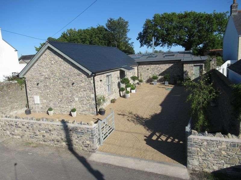 3 Bedrooms Property for sale in Secret Garden, Llanbethery, Vale of Glamorgan