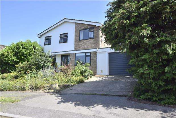 4 Bedrooms Detached House for sale in Lawrence Close, Charlton Kings, CHELTENHAM, Gloucestershire, GL52 6NN