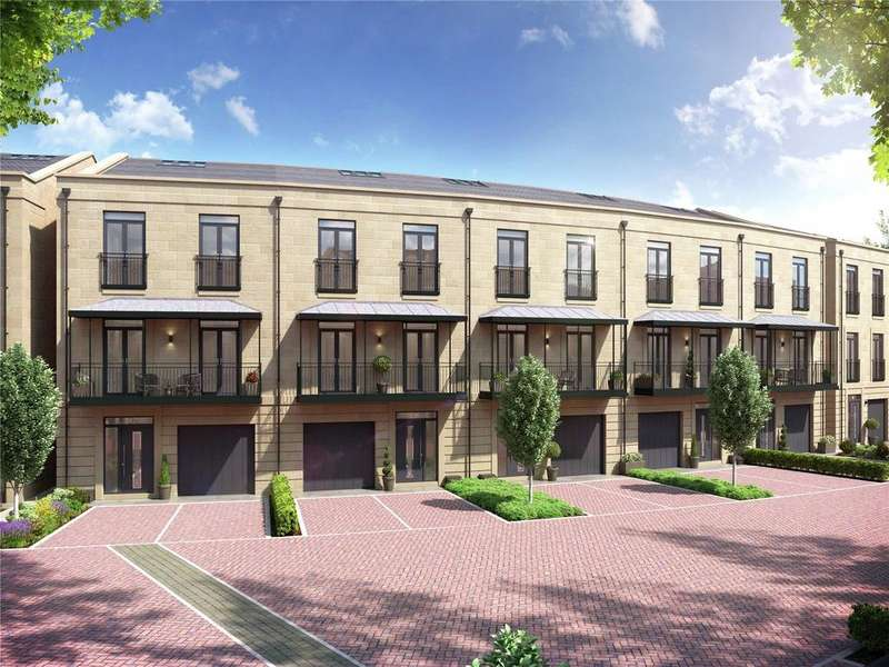 5 Bedrooms Terraced House for sale in The Francis, 59 Lansdown, Cheltenham, Gloucestershire, GL51
