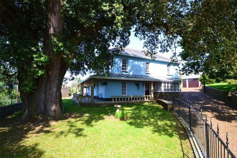 4 Bedrooms Detached House for sale in Warren Lane, Torrington