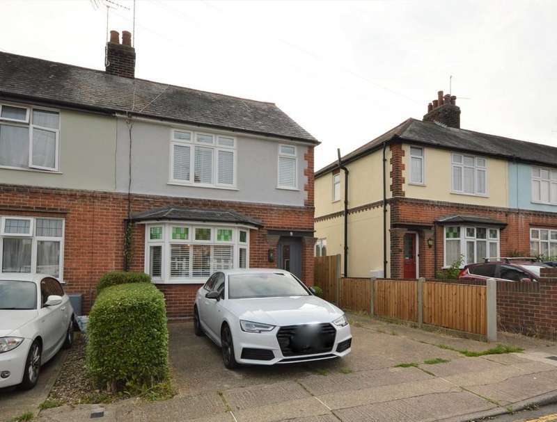 2 Bedrooms End Of Terrace House for sale in Margaret Road, Colchester