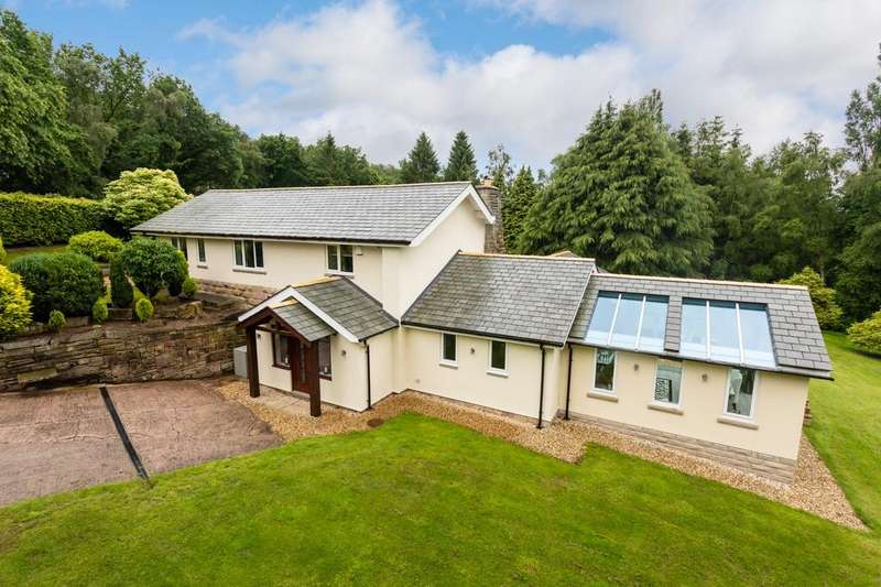 4 Bedrooms Detached House for sale in The Coppice, Poynton