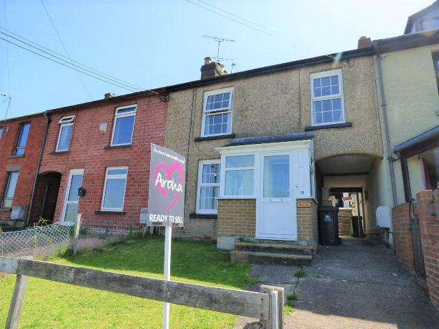 3 Bedrooms Terraced House for sale in Church Road, Cinderford, Gloucestershire GL14 2EA