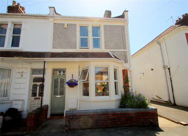 4 Bedrooms End Of Terrace House for sale in Foxcote Road, Ashton, BRISTOL, BS3