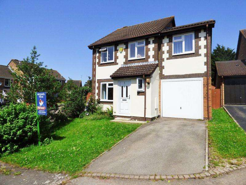 4 Bedrooms Detached House for sale in Birdwood Close, Abbeymead, Gloucester