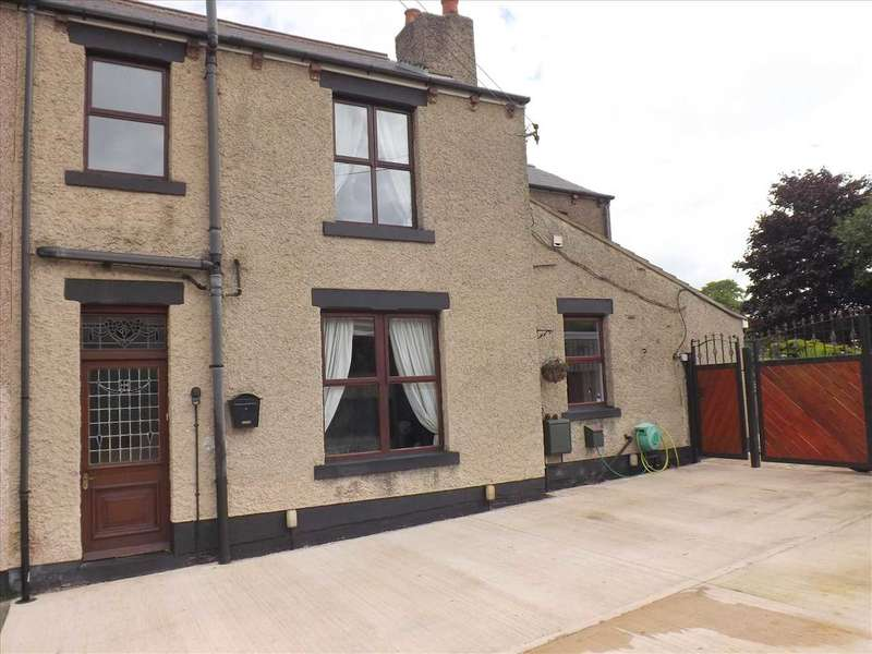 4 Bedrooms Semi Detached House for sale in Ringer Lane, Clowne, Chesterfield