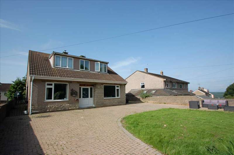4 Bedrooms Detached House for sale in Causeway Road, Cinderford