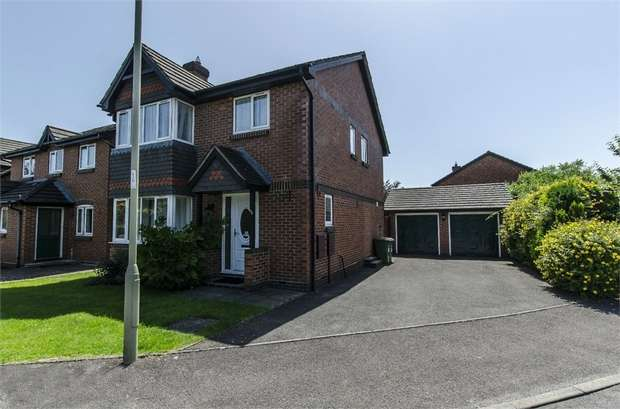 4 Bedrooms Detached House for sale in Upper Barn Copse, Fair Oak, EASTLEIGH, Hampshire