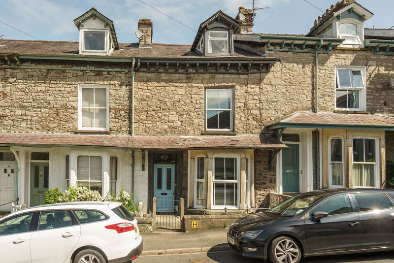 4 Bedrooms Terraced House for sale in 29 Parr Street, Kendal, Cumbria, LA9 7DH