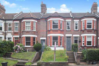 4 Bedrooms Terraced House for sale in London Road, Luton, Bedfordshire, .