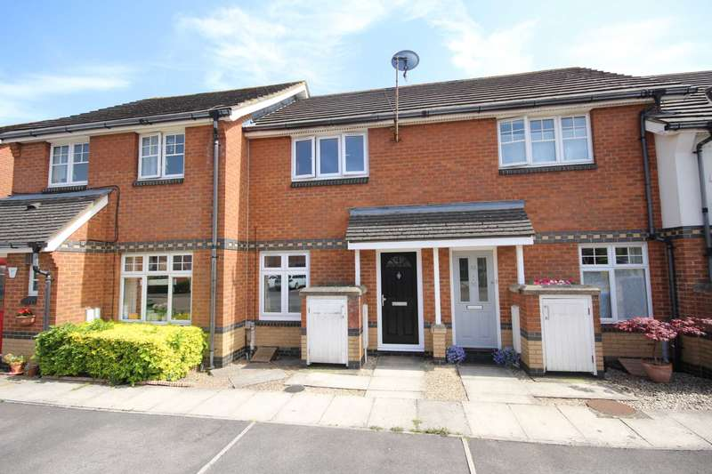 2 Bedrooms Terraced House for sale in Roby Drive, Bracknell