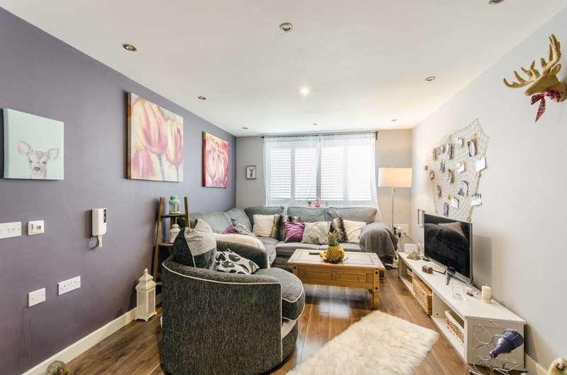 1 Bedroom Flat for sale in Craven Park, Harlesden, NW10