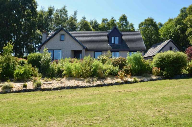 5 Bedrooms Detached House for sale in Sealladh Allainn Teandalloch, Beauly, IV4
