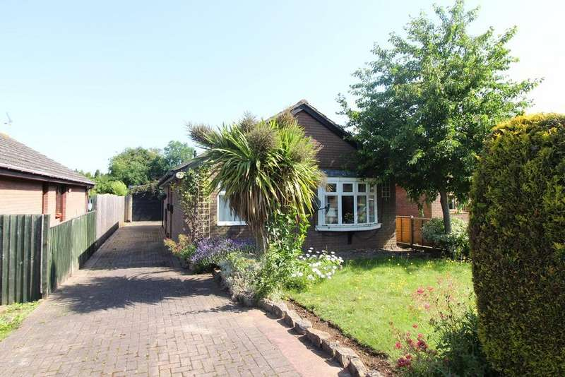 3 Bedrooms Detached Bungalow for sale in Quarry Rise, Undy, Caldicot, NP26
