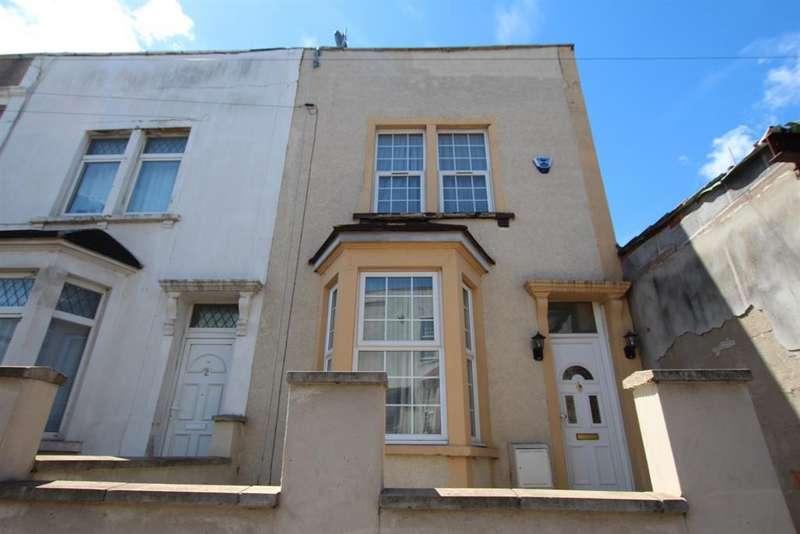 4 Bedrooms End Of Terrace House for sale in Argyle Street, Eastville, Bristol, BS5 6PF