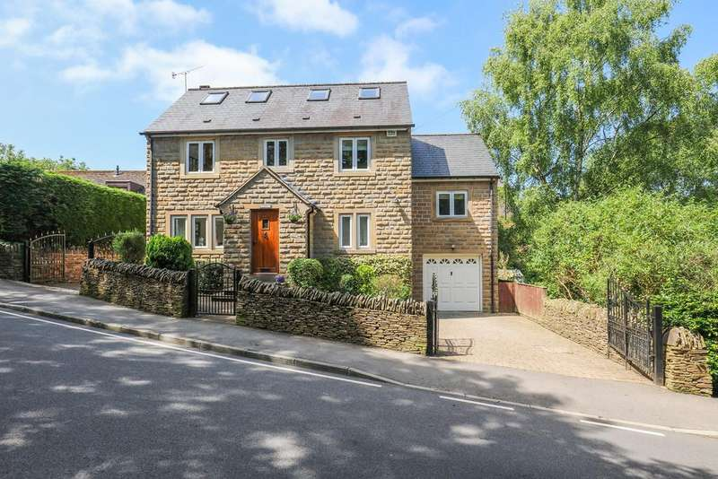 5 Bedrooms Detached House for sale in Hillfoot Road, Old Totley