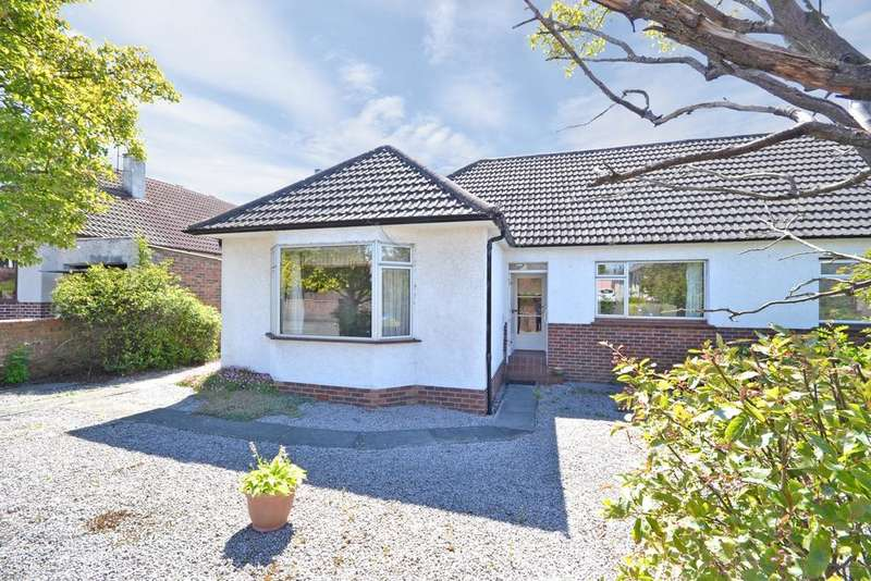 3 Bedrooms Semi Detached Bungalow for sale in 38 Marle Park, Alloway, KA7 4RN