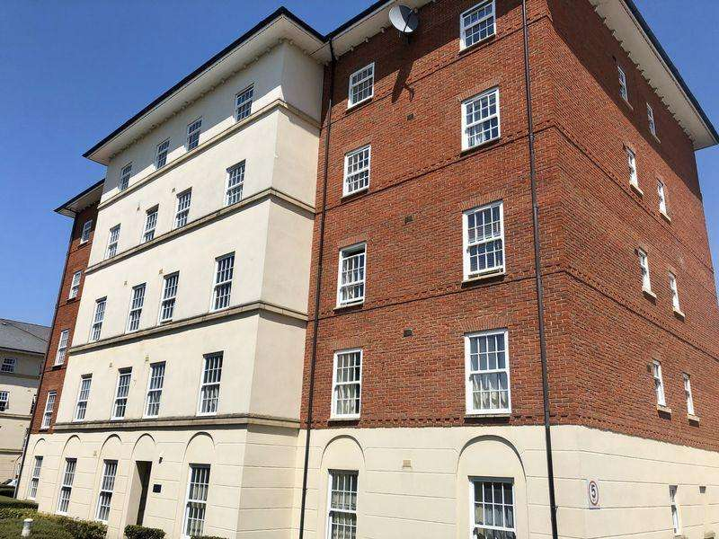 2 Bedrooms Flat for sale in St James House, Gloucester