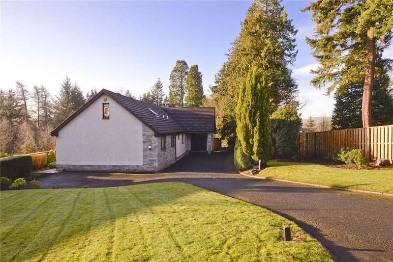4 Bedrooms Detached House for sale in Brymont, Trinity Gardens, Duns, Berwickshire