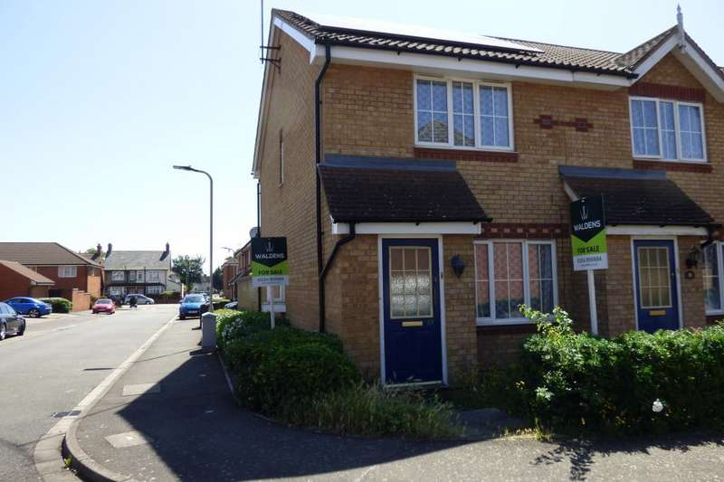 2 Bedrooms End Of Terrace House for sale in Bedford, Beds, MK42 9FL
