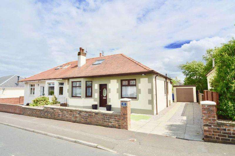 3 Bedrooms Semi Detached Bungalow for sale in Alvord Avenue, Prestwick