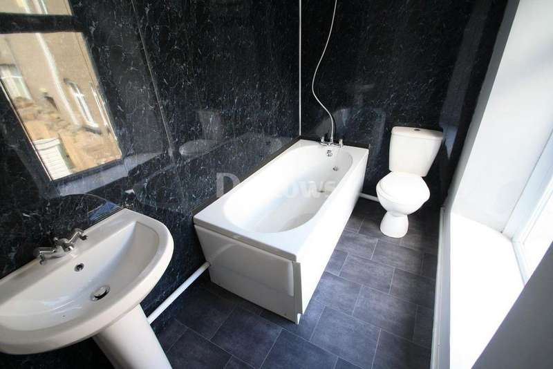 3 Bedrooms End Of Terrace House for sale in Station Terrace, Cwm, Ebbw Vale, Gwent