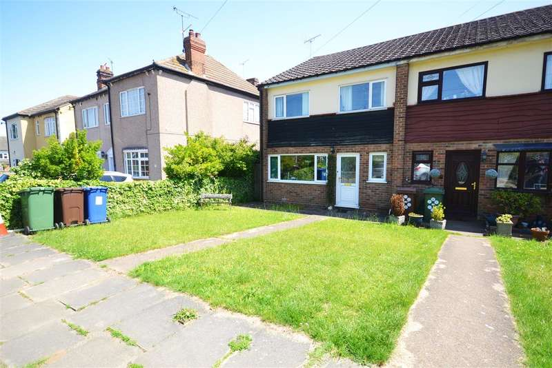 4 Bedrooms End Of Terrace House for sale in Northumberland Road, Linford