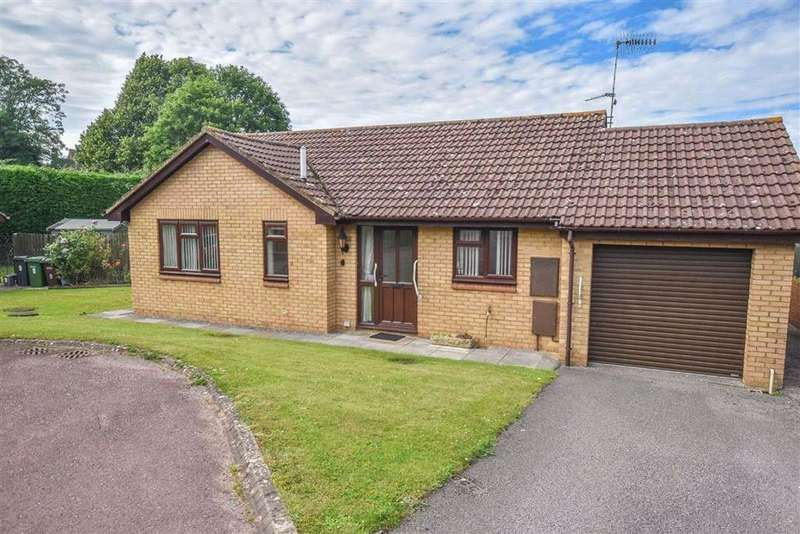 2 Bedrooms Detached Bungalow for sale in Shutehay Drive, Cam, GL11