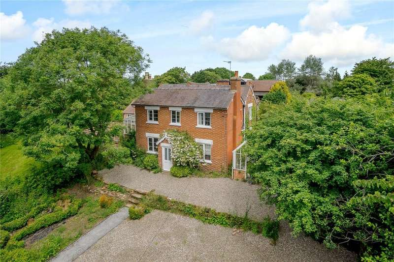 6 Bedrooms Detached House for sale in Pickstock, Newport, Shropshire