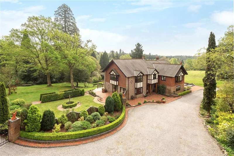 7 Bedrooms Detached House for sale in Chilworth Drove, Chilworth, Southampton, Hampshire, SO16
