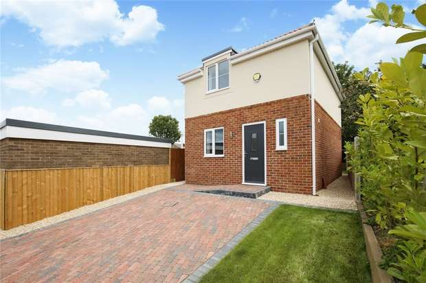2 Bedrooms Detached House for sale in Jockey Lane, Bristol