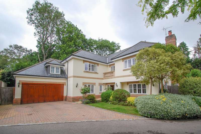 5 Bedrooms Detached House for sale in Richmond Place, Howards Thicket, Gerrards Cross, SL9