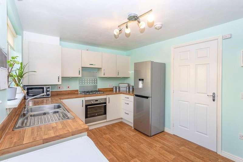 3 Bedrooms End Of Terrace House for sale in 16 Aubigny Row, Haddington, East Lothian, EH41