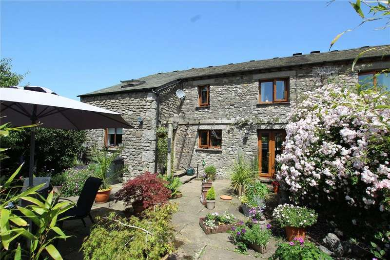 4 Bedrooms Barn Conversion Character Property for sale in 1 Stainton Court, Stainton, Kendal, Cumbria