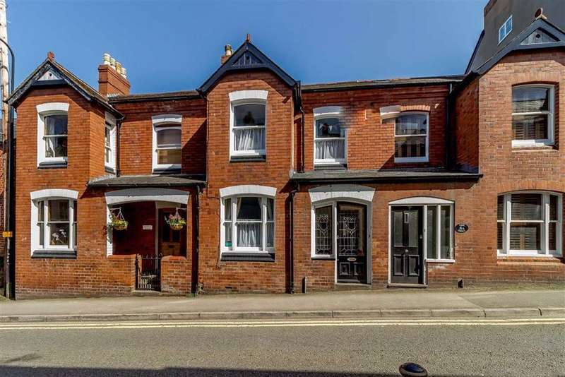 5 Bedrooms Terraced House for sale in Bridge Street, Chepstow, Monmouthshire