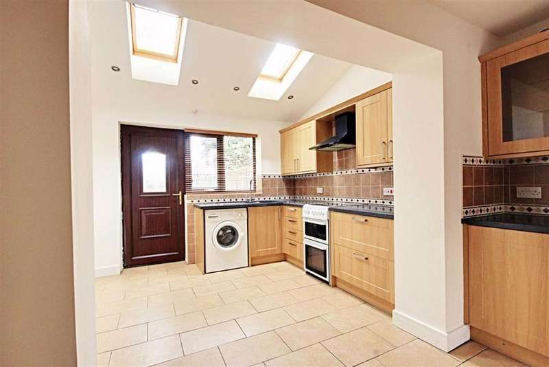 2 Bedrooms Terraced House for sale in Vernon Close, South Shields, Tyne And Wear