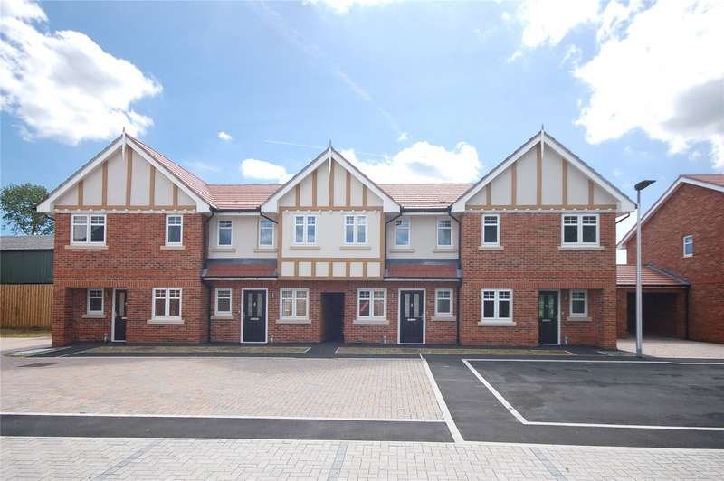 2 Bedrooms Property for sale in Westminster Mews, Bath Road, Padworth, Reading