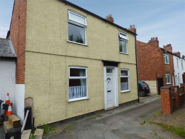 3 Bedrooms Detached House for sale in Pinfold Lane, Middlewich, Cheshire