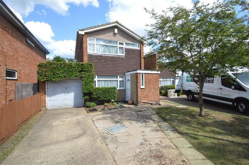 3 Bedrooms Detached House for sale in Florence Avenue, Maidenhead, Berkshire, SL6
