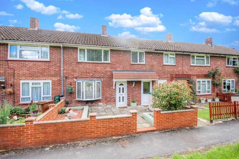 3 Bedrooms Terraced House for sale in Windmill Road, Bracknell