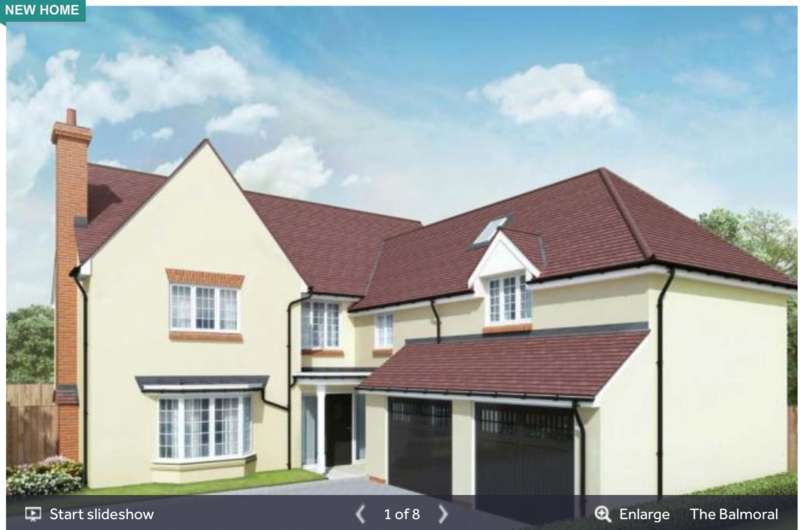 5 Bedrooms Detached House for sale in Drummond Crescent, CHALFONT ST PETER, CHALFONT ST PETER, SL9