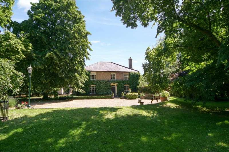5 Bedrooms Detached House for sale in Soulbury, Leighton Buzzard, Bedfordshire, LU7