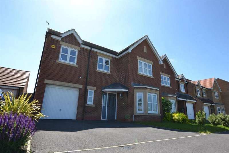 4 Bedrooms Detached House for sale in Sunnylands Drive, Sileby, Leicestershire