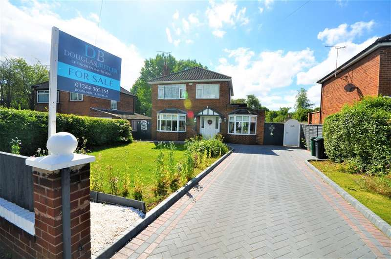 4 Bedrooms Detached House for sale in Blacon Point Road, Chester