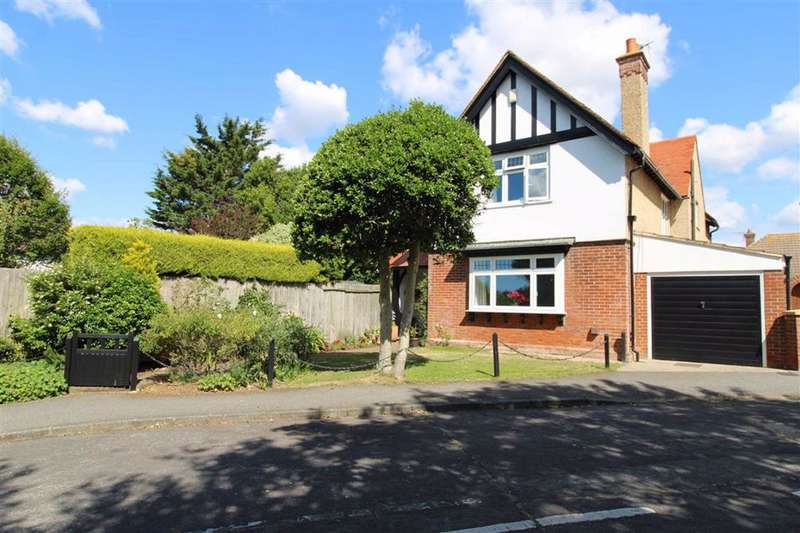 4 Bedrooms Detached House for sale in Milldown Road, Seaford, East Sussex