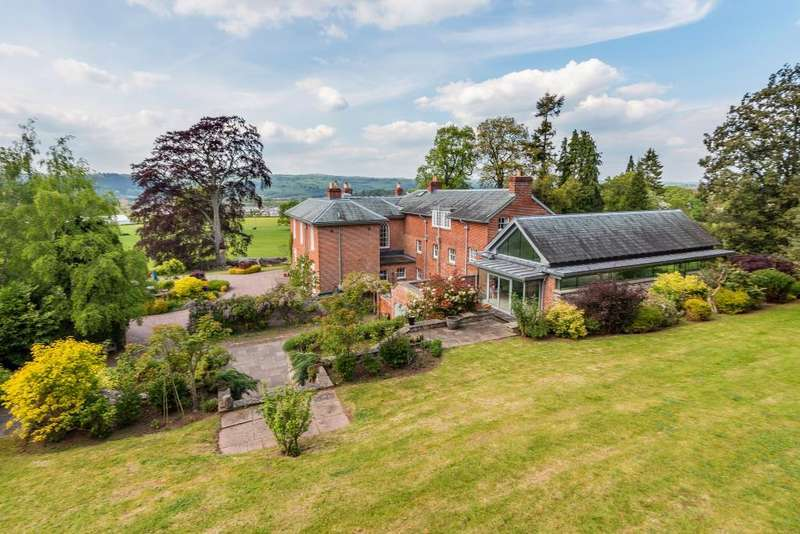 7 Bedrooms Detached House for sale in Hay on Wye, Hereford, HR3