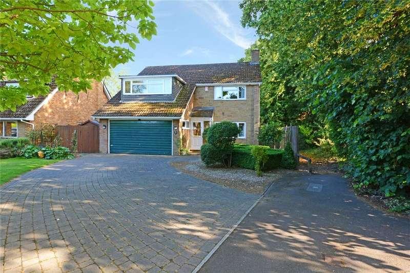 4 Bedrooms House for sale in Russley Green, Wokingham, Berkshire, RG40